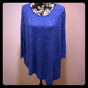 EUC a.n.a knit tunic top
